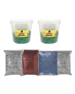 Course Glitter Kit 1kg *ONLY ONE AVAILABLE*