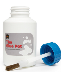 Glue Pots Set of 6 (empty)