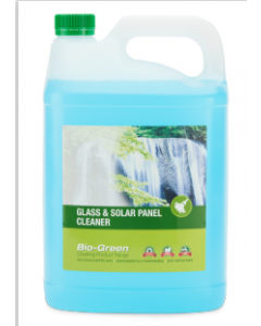 Bio-Green Glass and Solar Cleaner 5Ltr