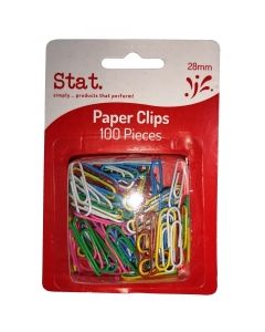 Paper Clip Small Pack of 100