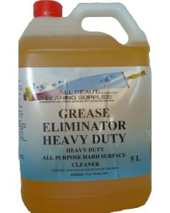 Cleaner H/Duty Grease Eliminator 5L