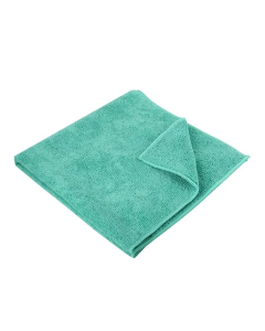 Microfibre Cloth Green Pk10