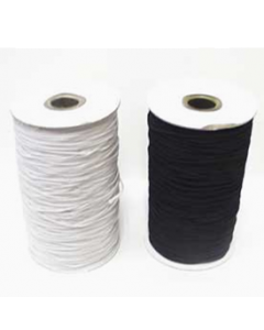 Elastic Hat White 1mm 100m ****SOLD OUT****