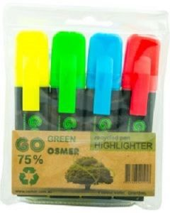 Highlighter Osmer WLT 4 Literacy colours