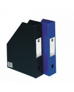Holder Magazine PVC Blue