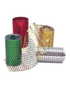Honeycomb Mesh Assorted 10m Pk4