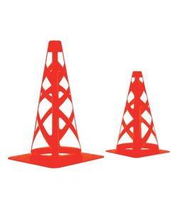 Collapsible Safety Cones 23cm