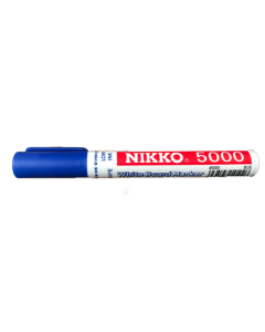 Markers Whiteboard Nikko 5000 Blue Pk12