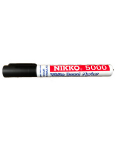 Markers Whiteboard Nikko 5000 Black Pk12