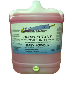 Disinfectant Heavy Duty Baby Powder 20L