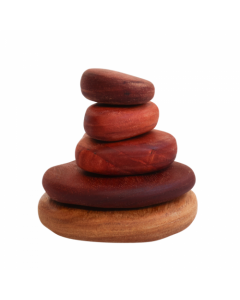 in-wood Stacking Stones 5 pcs