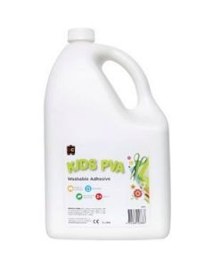 Craft PVA Glue Kids Washable 5 Litre