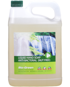 Bio-Green Liquid Hand Soap Anti Bacterial 5L