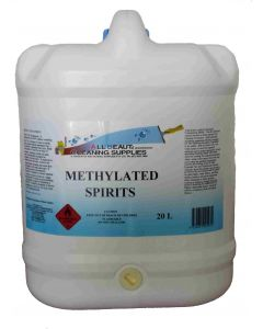 Methylated Spirits 20L ***OUT OF STOCK***