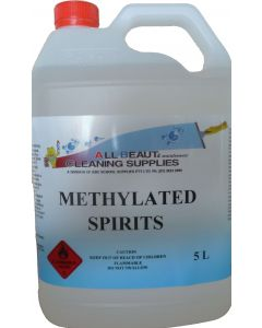 Methylated Spirits 5L ***OUT OF STOCK***