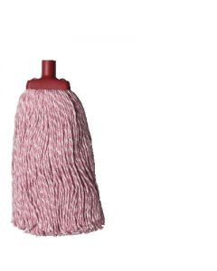 Mop Head Oates Contractor Red 400g