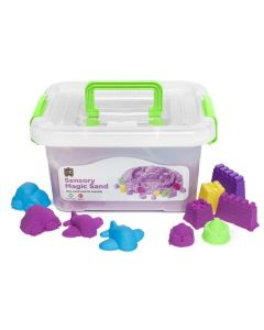 Sensory Magic Sand 2Kg Tub Purple