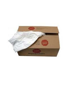 TRURAGS Wiping Rags 5kg white 60x40cm 400's