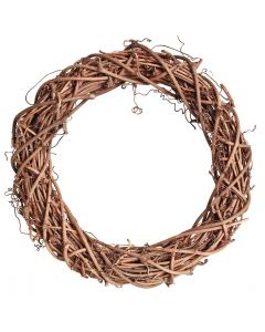 Natural Wreath 14cm Pack of 10