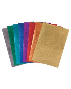 Paper Metallic Scales A4 Pack of 40