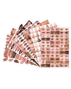 Face  Pack Paper A3 Pk40