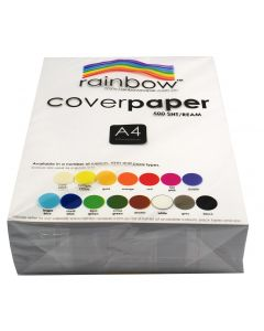 Cover Paper A4 White 125gsm Pk500