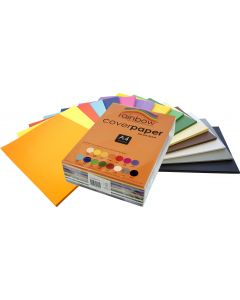 Office Paper A4  Assorted 80gsm 500 Sheets