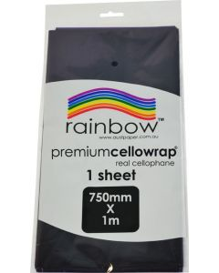 Cellophane Biodegradable Purple Sheet