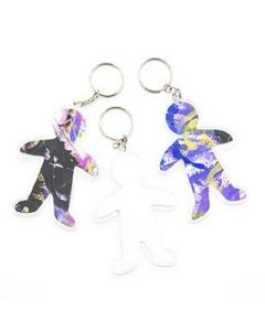 Person Key Tag Pack of 5