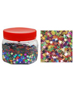 Scatters - Stars Mixed Small 100g Jar