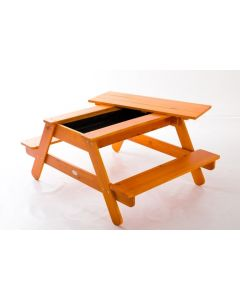 Picnic Table with Sand Box
