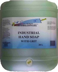 Industrial Hand Soap with Grit 20L