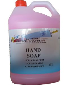 Hand Soap Rose Fragrance 5L