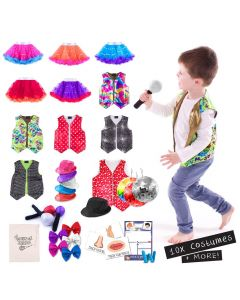 Music and Dance Costume Pack