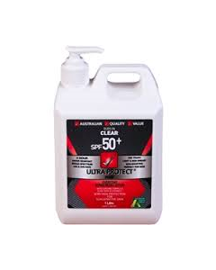 Sunscreen SPF50+ 1L High Protection