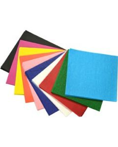 Tissue Squares 17gsm Double Sided 125mm 480 Sheets