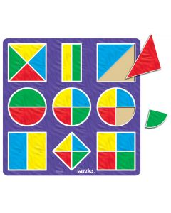 Fraction Board Puzzle