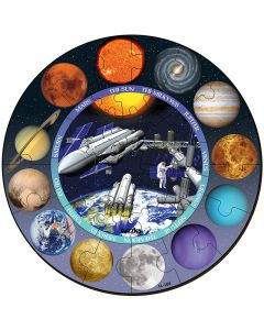 Space -The World Above Us Puzzle